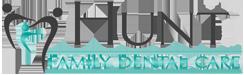 The Med Spa At Hunt Family Dental Logo